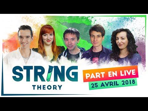 String Theory part en live #02 #STLIVE
