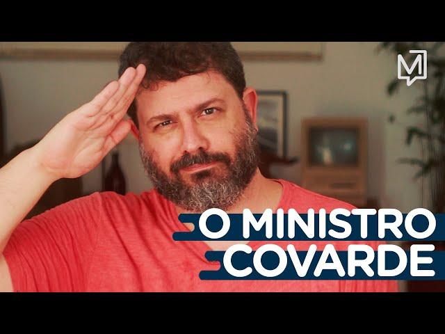 O ministro covarde de Jair Bolsonaro I Ponto de Partida