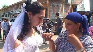 Цыганская свадьба в Чебоксарах Яна и Алены 13 августа 2013 часть 1