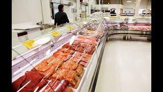 видео Рыбные магазины Финляндии
