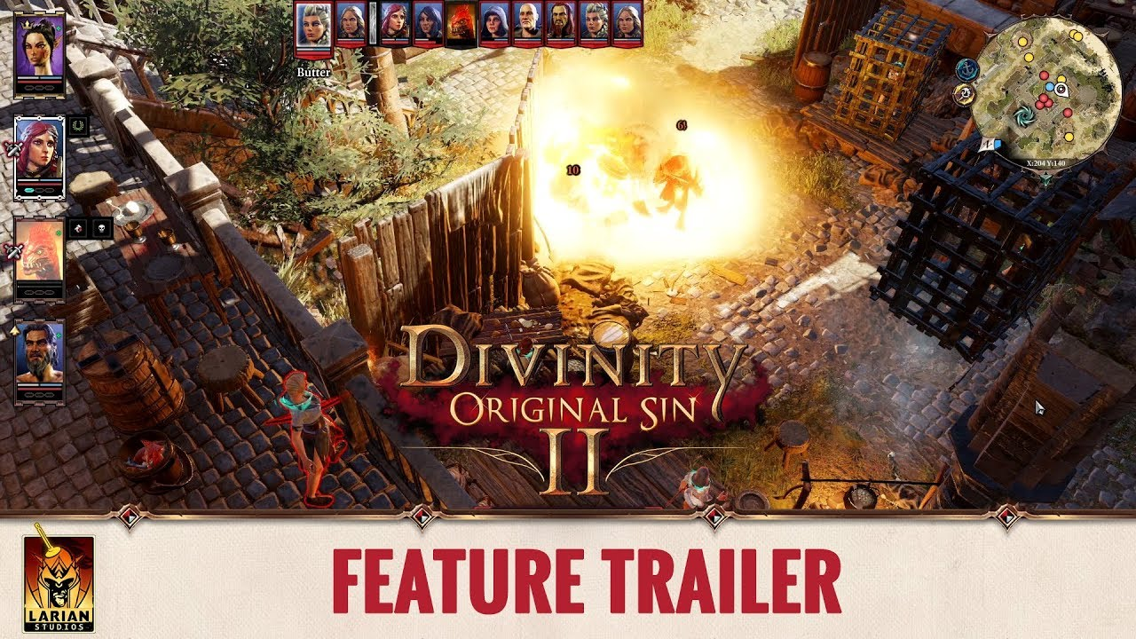 Divinity: Original Sin 2 - All Merchant Locations | AllGamers