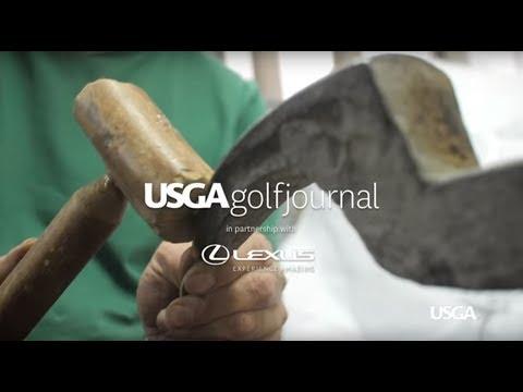 USGA Golf Journal: Shine and Rise - Creating the USGA's Newest Trophy