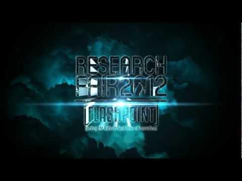 UP ALCHEMES Research Fair 2012 Teaser