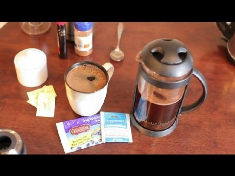 How to Flavor Coffee Without Adding Calories: Making Coffee