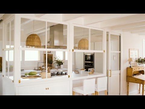 Cocinas abiertas con ideas geniales - YouTube