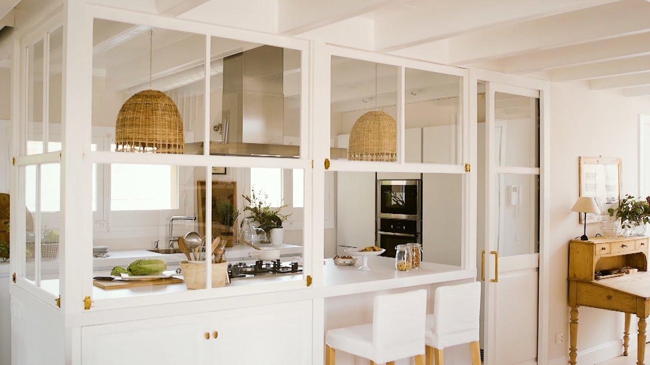 Cocinas abiertas con ideas geniales