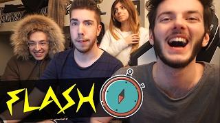 HAI MAI BACIATO UN UOMO? - Flash Q&A #3 w/ Erica & Leo