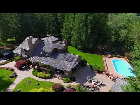 Gorgeous Custom Home and Horse Property ~ Video of 23411 SE Borges Rd./