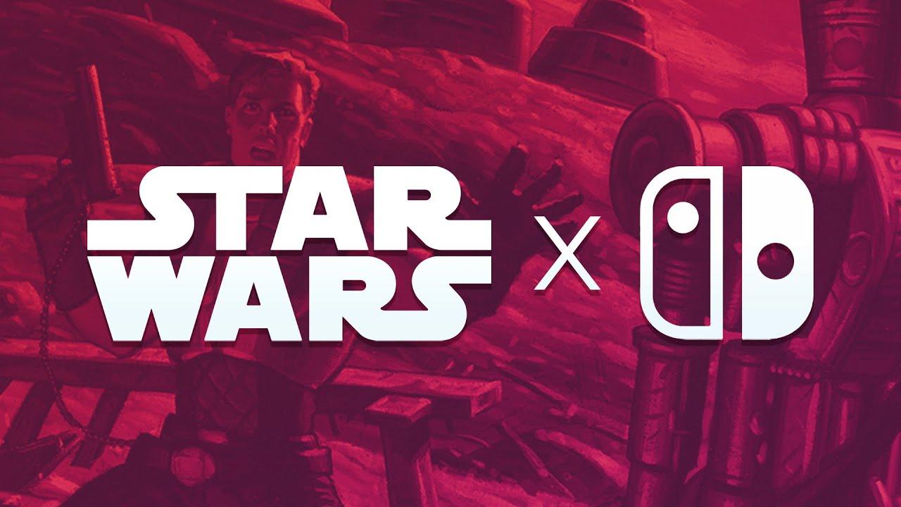 Nintendo Switch Needs Star Wars Games Nintendos Special