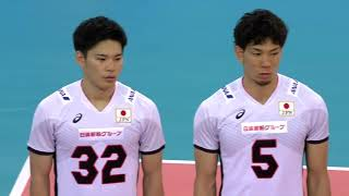 VNL IRI vs JPN May 27, 2018