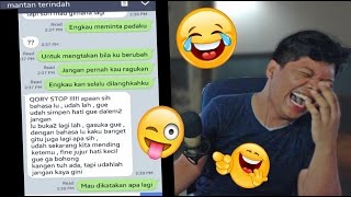 Song Lyrics PRANK ke MANTAN - Raisa Mantan Terindah