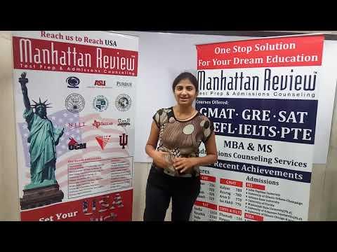 MS Admission Services - Manhattan Student Testimonial   aishwarya jan