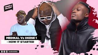 Medikal Vs Okese 1: How Medikal Shaded Okese 1 In 'Sika'