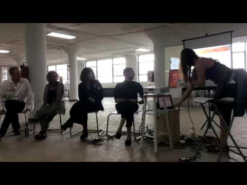 Sustainability in Fashion Panel at Manufacture New York