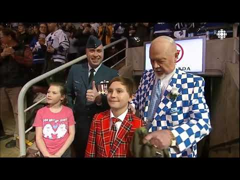 Coach's Corner with Don Cherry & Ron Mclean January 5, 2019