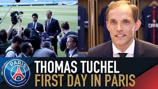 PREMIERE JOURNEE DE THOMAS TUCHEL