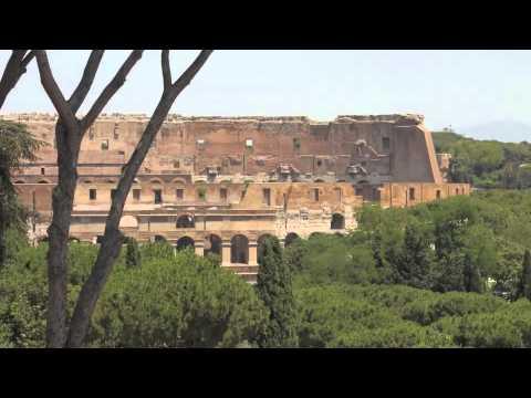 Rome the sites Blandford school trip