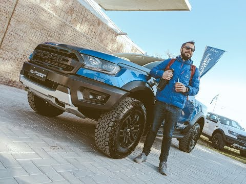 Más Ford Ranger Raptor 2020. Ya a la venta en Argentina 🇦🇷🦖
