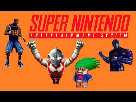 Top 50 worst SNES games