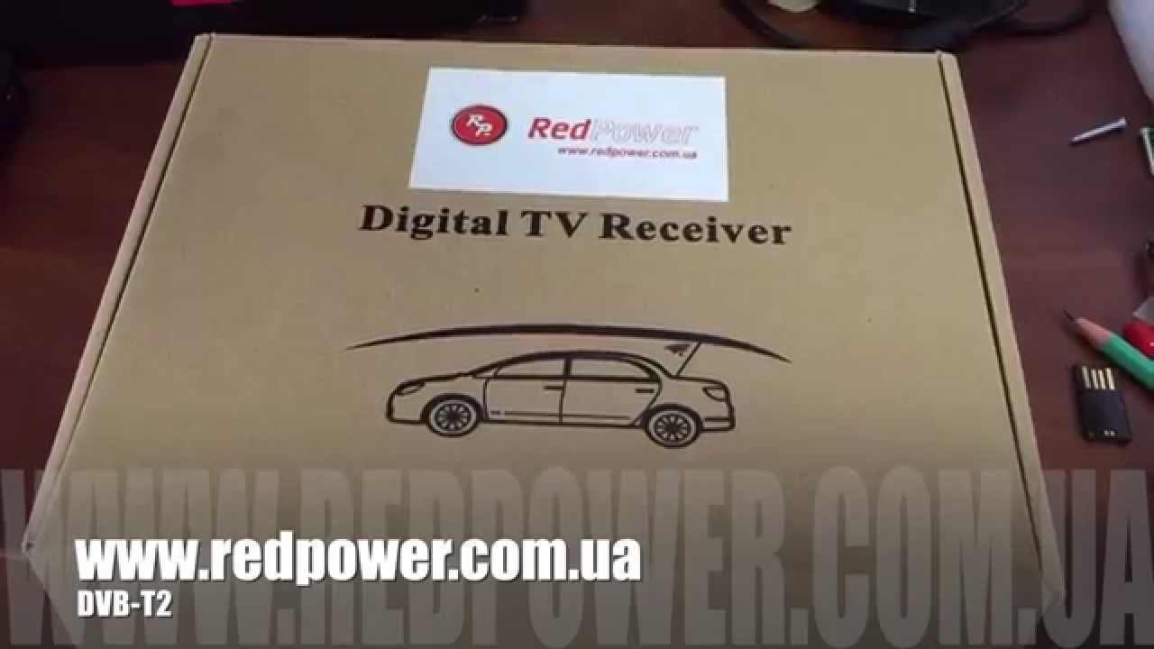 RS DVBT-200HDV ТВ тюнер - YouTube