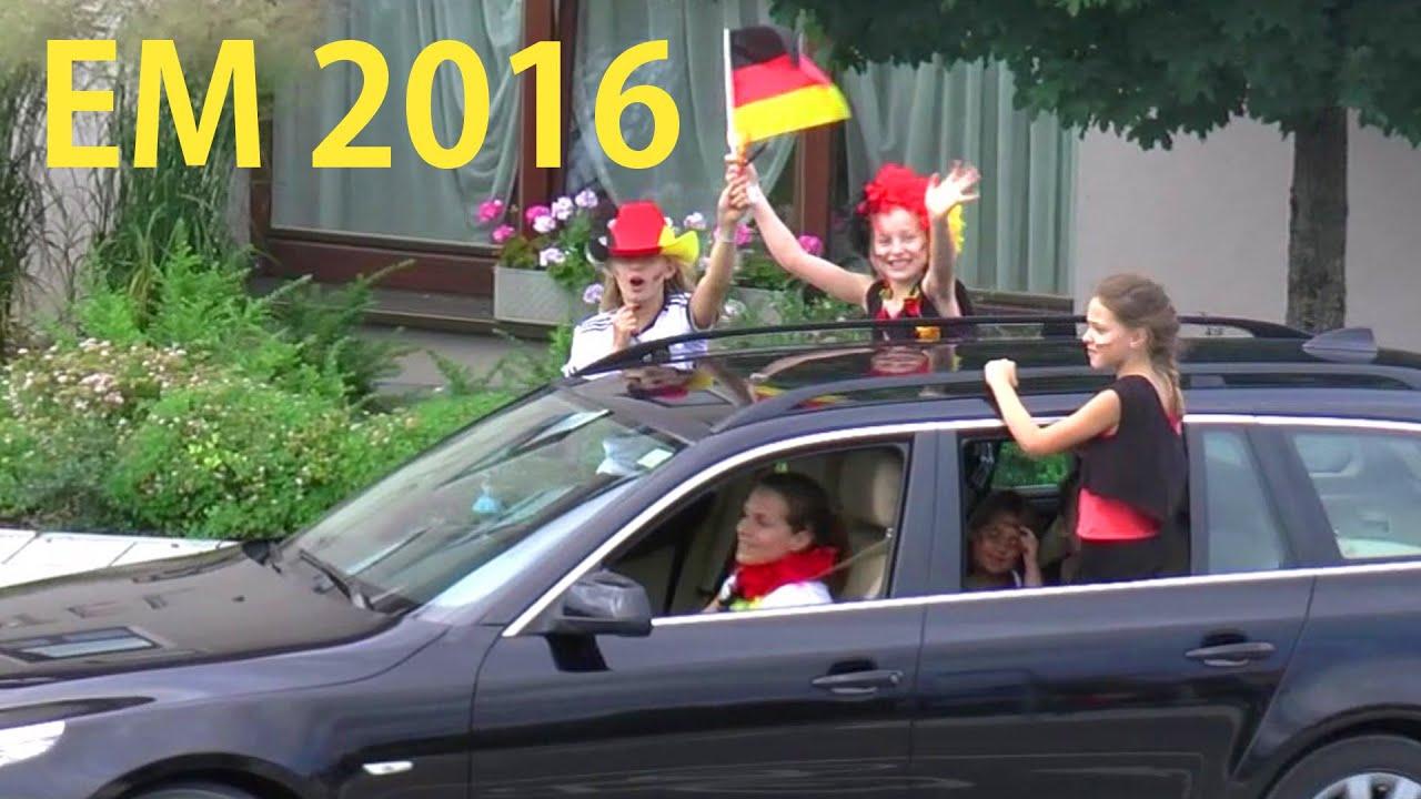 Em Deutschland Slowakei