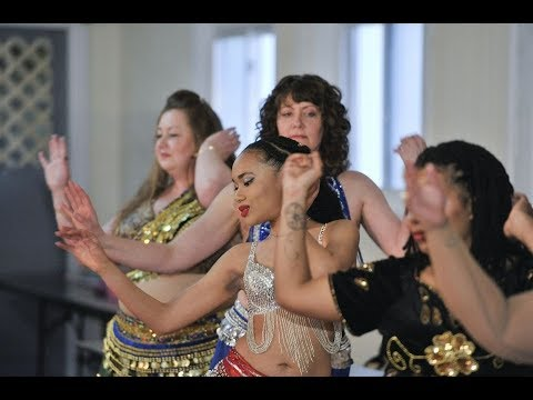 The Cairo Cabaret Belly Dance Spring Show comes to Western Massachusetts