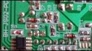 Ремонт блока управления люстрой Y-B7E wierless switch