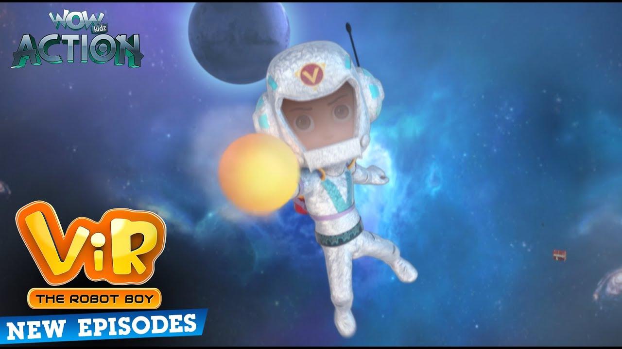 New Episodes Of Vir The Robot Boy | Ep 06 | Wow Kidz Action