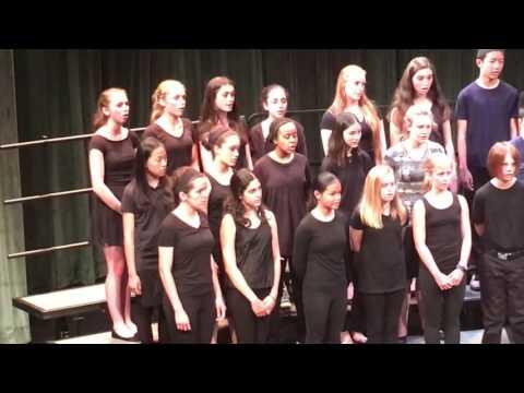 Pierce School 7/8 Chorus Radioactive
