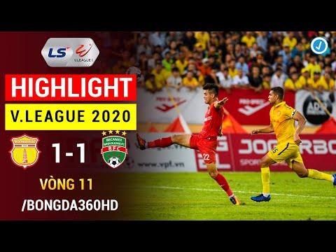 Nam Dinh Binh Duong Goals And Highlights