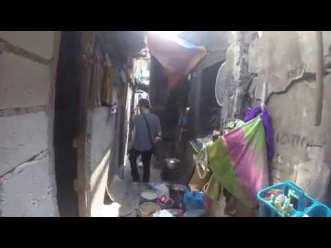 Beauty Saving The World in Mission Charity Food in Philipines-Manila 2016 part01