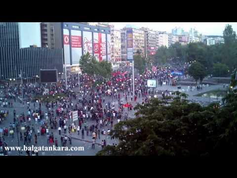 Taksim Gezi Parkı Olayları - Ankara / 2