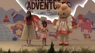 Hello Kitty, Gudetama, My Melody, Little Twin Stars, Pompompurin & Cinnamoroll Live! - T3, Singapore