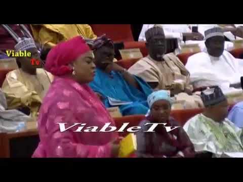 Sen. Stella Oduah Questions Buhari's Nominees