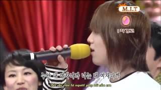 [Vietsub][m4meisland] Because you are my woman - Lee Hongki