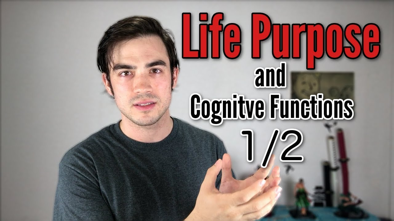 Find Your Life Purpose with Cognitive Functions | My INFP Example [1/2]