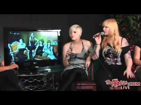 Kittie exclusive backstage interview