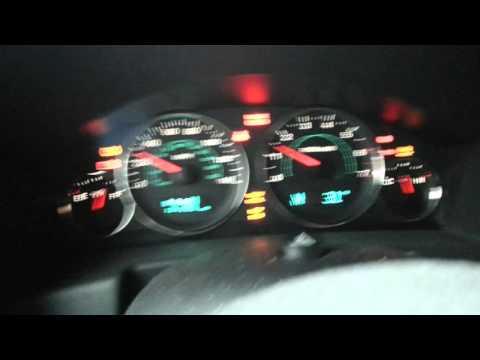 Dee's 2007 Jeep Commander Flashing Dash Lights 2