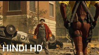 Deadpool 2 Movie Clip In Hindi | Firefist vs X-Men Fight Scene (2018)