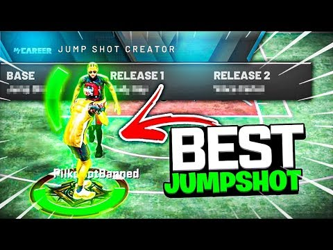 BEST JUMPSHOTS FOR EVERY ARCHETYPE IN NBA 2K20 - NON STOP GREENLIGHTS😳  NBA 2K20  AFTER PATCH