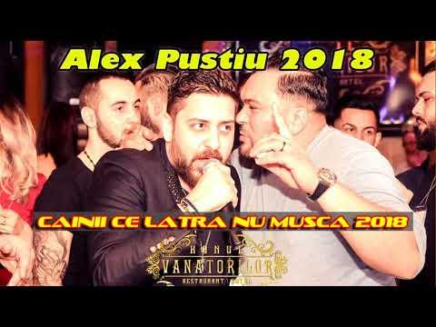 Alex Pustiu - Cainii Ce Latra Nu Musca Si Cand Ploua Intra-n Cusca 2018 (Hanul Vanatorilor)