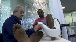 سبيتار مستشفى قطري رائد في مجال الطب الرياضي