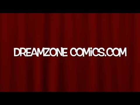DreamZoneComics.Com Shipping Ad