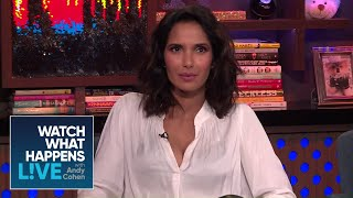 What'd Padma Lakshmi Think Of Mario Batali's Apology? | WWHL