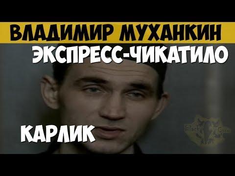 Владимир Муханкин. Серийный убийца, маньяк. Шапошник. Экспресс-Чикатило. Карлик