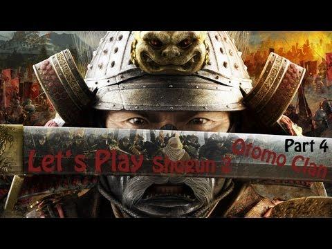 Let's Play Total War: Shogun 2 [Otomo Clan] Pt.04 Es wird hart |