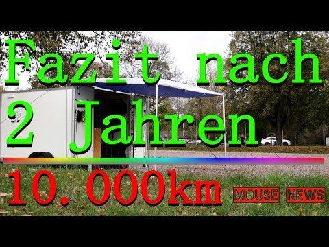 Roomtour - DIY Kofferanhänger - Fazit Nach 10.000km
