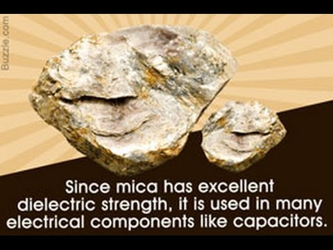 Mica Mineral Properties and Common Uses