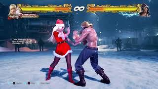 The Tekken Manual: Lesson 4: NH, CH, S, C, R, Ch, P