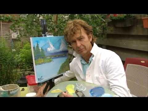 Bob Ross - Nederland Te Koop - YouTube